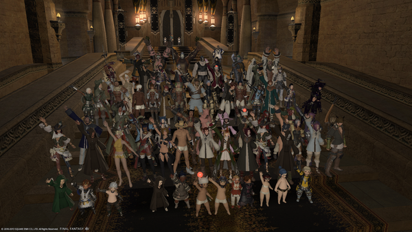 Aureus Knights Returning to Final Fantasy XIV