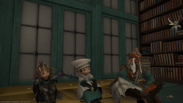 Welcome Nuhqoha to the FFXIV Officer Team!