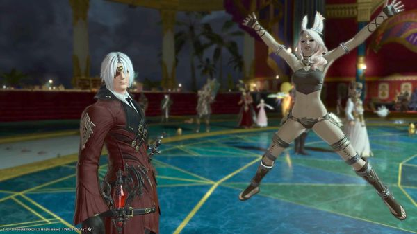 Welcome Pew Pew to the FFXIV officer team!