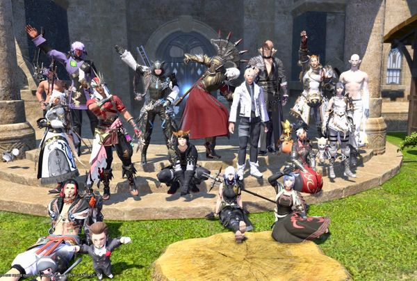 Welcome to FFXIV's Shadowbringers Expansion
